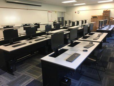 Monitor Lift Computer Tables