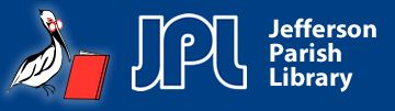 Jefferson Parish Library Logo