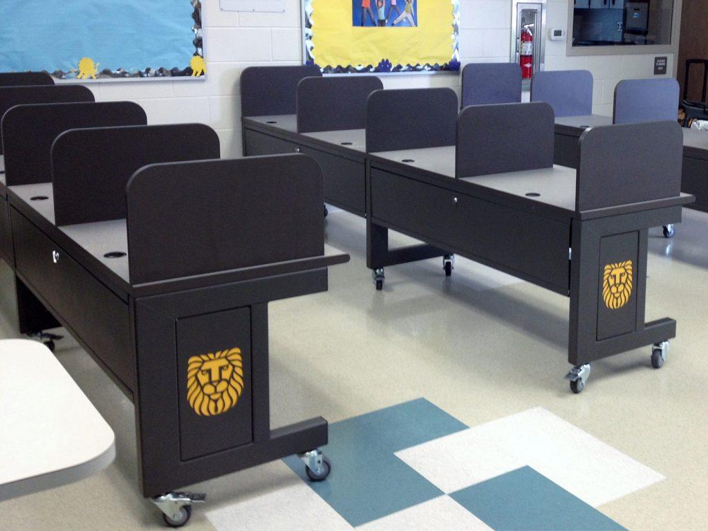 Custom Classroom Tables