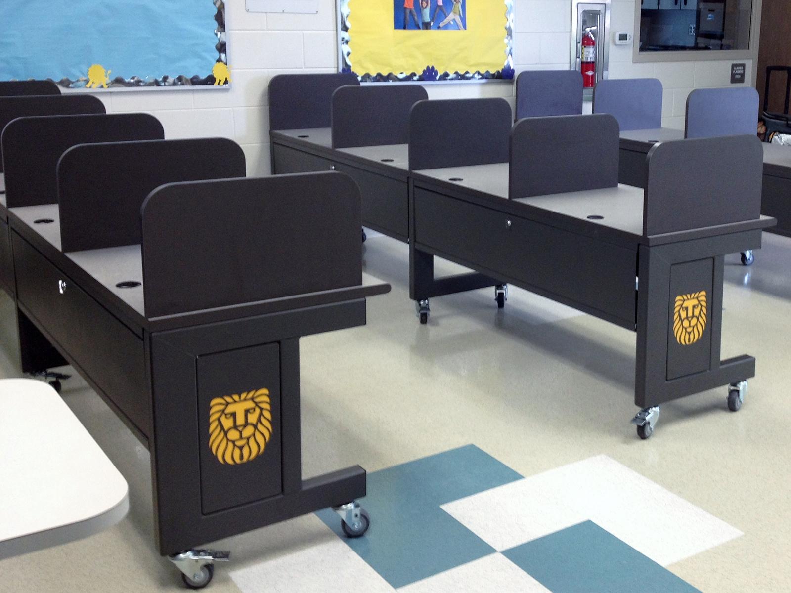 Custom Made Corporate And School Furniture