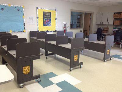 Custom Classroom Desks